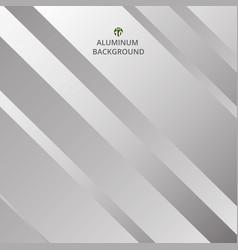 modern of aluninum steel sheet surface background vector image