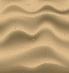 Smooth Sand Background vector image vector image