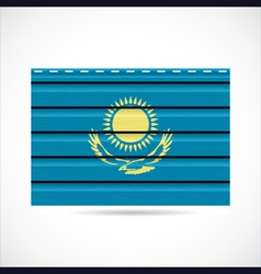 Siding produce company icon kazakhstan vector