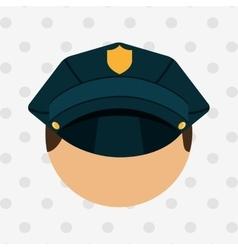 worker avatar design vector image