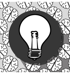 Creative and intelligent mind vector image