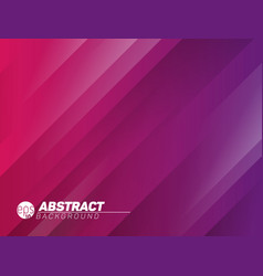 abstract stripped background - purple and red vector image vector image