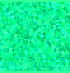 Abstract triangle tile mosaic background - graphic vector