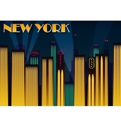 New York city vector