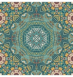 Seamless vintage luxury ornamental pattern vector