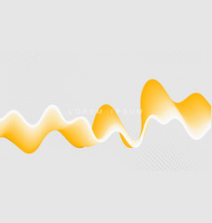 wave bright background stream abstract wavy vector image
