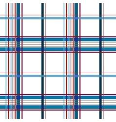 Tartan light seamless pattern vector image