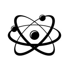 Molecula and atom vector image vector image
