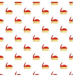 brush pattern seamless vector image