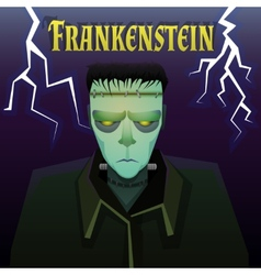 Frankensteins monster vector image