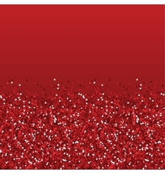 Glitter red texture vector