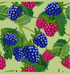 Seamless pattern full color background vector