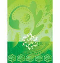 batik design vector image vector image