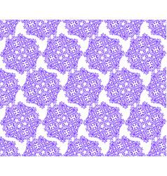 pinstripe monogram vector image vector image