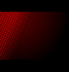 Dark red abstract shiny background vector