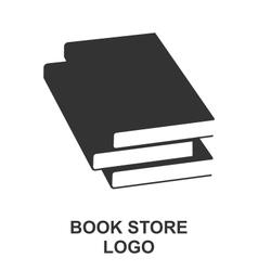 Book Store Logo vector image vector image
