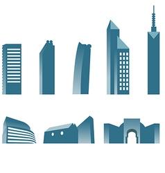 Building icon preview vector