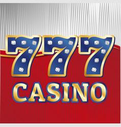 Casino set vector