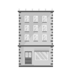 House and residence icon vector