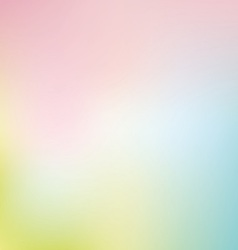 Soft and smooth pastel background vector