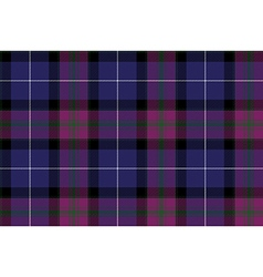 Pride of scotland tartan fabric texture seamless vector