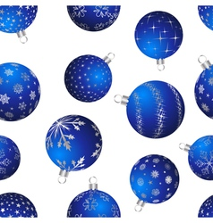 christmas frame seamless vector image