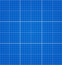 Seamless blueprint background vector