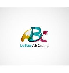 Abc company logo vector