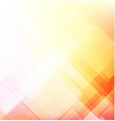 abstract colorful background with square shapes vector image