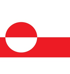 Greenland vector