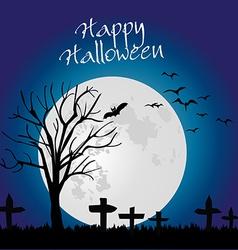 Halloween backgound vector
