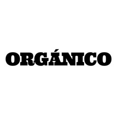 organic stamp on white vector image