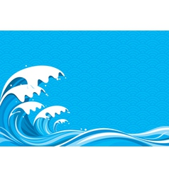 Surf Graphic vector image