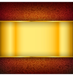 Vintage and classic abstract background eps10 016 vector