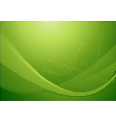 Abstract background green no mesh vector