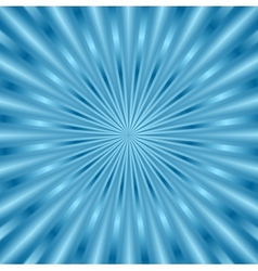 Blue glowing beams background vector