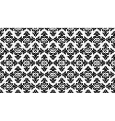 damask web banner vector image