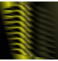 Dark green wave Background abstract vector