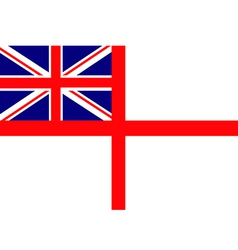 great britain marine vector image