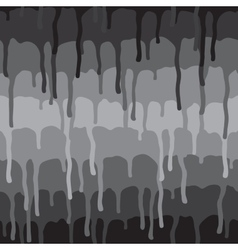 Paint drips pattern vector
