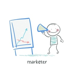 Marketer tells the story of schedule vector