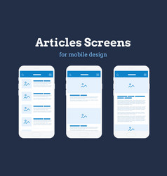 mobile app wireframe ui kit detailed wireframe vector image vector image