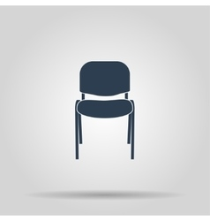 Chair Icon concept for design vector image