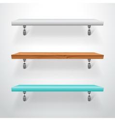 Shelfs vector