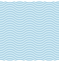 Abstract Seamless wave pattern vector