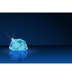 Diamond Card vector