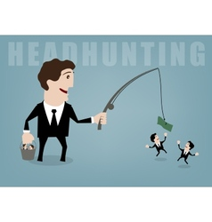 Headhunting vector