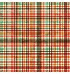 Abstract seamless tartan pattern vector