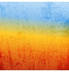 Abstract grunge - desert vector