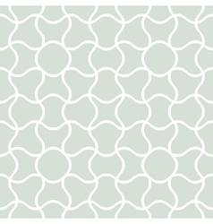 Abstract seamless interlocking pattern vector